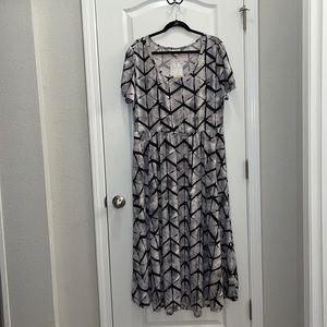 NWT LulaRoe Riley Dress